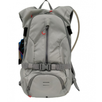 SHIMANO Hydration Backpack ROKKO 8L Grey  (SHEBGDPMBR208UG1001)