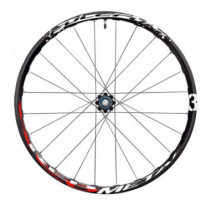 """FULCRUM FRONT Wheel RED METAL 3 26"""" Disc Black (RM3-10DFB)"""