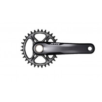 SHIMANO Chainset XTR FC-M9100-1 34T 1x12sp 175mm w/o BB (115.20001)