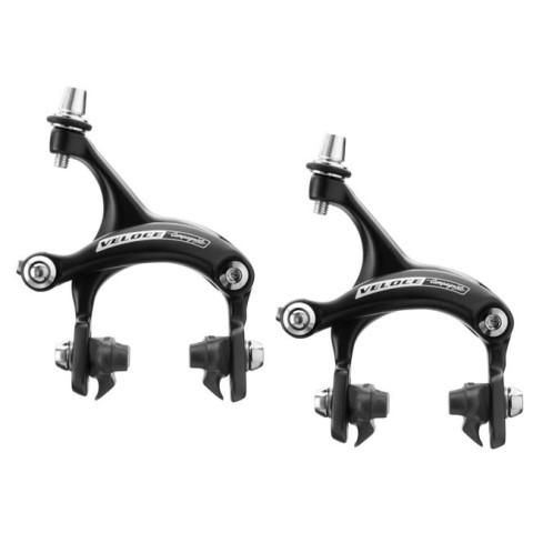 Campagnolo Veloce Black Dual Pivot Brake Set