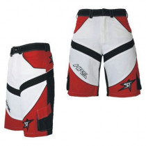 SHOCK THERAPY Short Hardride News Generation Red/White/Black Size 34