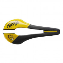 SELLE ITALIA Saddle SP-01 Kit Carbonio Superflow S3 Tour de France Black/Yellow (067P901ICA004)