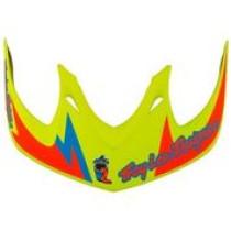 TROY LEE DESIGNS Helmet Visor Vertigo A1 Flo Yellow (A3116044)