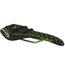 SDG Saddle FLY Ti-Alloy Storm EXT Black/Green (06416)