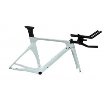 NO NAME Frame KIT KRONOS TT Carbon + Fork + Seatpost + Bar - Size 53