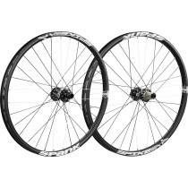 "SPANK Wheelset SPIKE RACE 28 26"" Disc (20x110mm / 12x150mm) Black (C08SR02010AMSPK)"