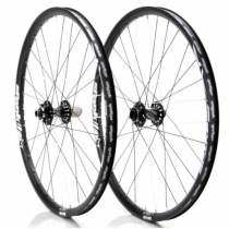 "SPANK Wheelset SPIKE RACE 28 ENDURO 26"" Disc (15x100mm / 12x142mm) Black (C08SR26C20AMSPK)"