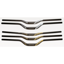 "ANSWER Handlebar ProTAPER 720 AM 31.8mm Rise 1/2"" Black/Rust (301-25073-C252)"