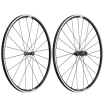 DT SWISS Wheelset P1800 SPLINE 700C (9x100mm / 9x130mm) Black (101119012 / 102119012)