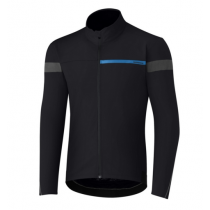 SHIMANO Jersey WINDBREAK Black Size L (SHECWJSPWQS22ML4L)