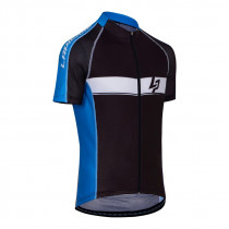 LAPIERRE Men's Jersey SHORT Sleeves Blue Size L (02016202)