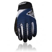 FIVE Pairs Gloves RACE Navy Size L (C0517016410)