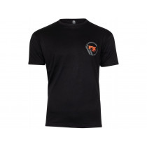 FOX Racing Shox T-shirt Racer Black Size L  (FXCA910004)