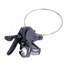 SHIMANO LEFT Shifter DEORE SL-M591 3sp (13180.1)