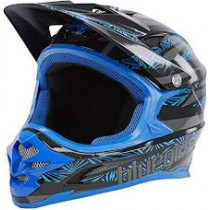 BLUEGRASS Helmet INTOX Size XL Blue/Black (3HELG09XLBN)