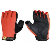 MAVIC Pairs Gloves  Race Bright Red  Size L (MS10553824)