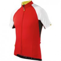 MAVIC Jersey Espoir Bright Red/White Size XL (MS12816862)