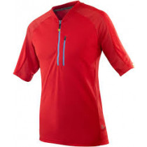 MAVIC Jersey Notch Bright Red Size L (MS32790158)