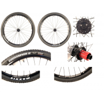 "NOTUBES Wheelset ZTR CREST MK3 29"" Disc (15x110mm /12x142mm) + Tyres MAXXIS"