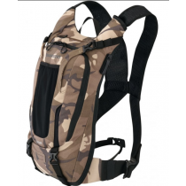SHIMANO Hydration Backpack UNZEN 4L Camouflage with water bag (SHEBGDPMFR204UA0)