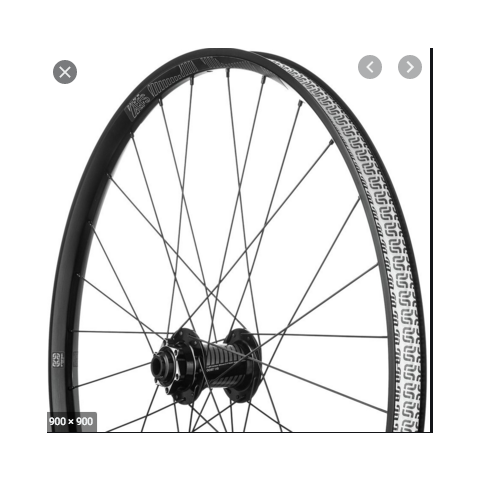 e*thirteen components TRS Boost Wheel 27.5+