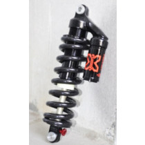 X-FUSION Rear Shock Vector COIL 220x70mm (Spring S450x69) Black/Red
