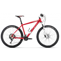 "WRC 2018 COMPLETE BIKE WRC PRO 27.5"" - SHIMANO SLX 11sp - Size MD (17"") Red/White"