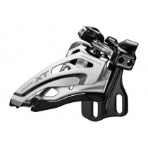 SHIMANO 2017 FRONT Derailleur XT-M8020 Direct Mount 2x11 Black