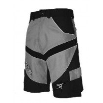 SHOCK THERAPY Short Hardride News Generation Grey/Black Size 36