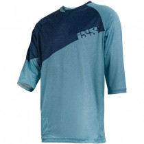 IXS Jersey Vibe 6.1 Brisk Blue-Night Blue Size S (473-510-6450-052-S)