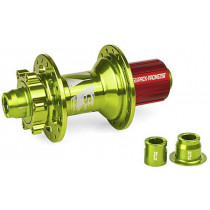SIXPACK-RACING REAR Hub VICE 12x150mm (2in1) 32H Green (301423)