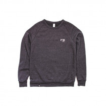 FOX Racing Sweat-shirt Crew Neck Grey Size L (495-02-043)