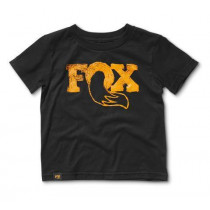 FOX Kids T-shirt GROM 2.0 Kids Black Size M (495-01-256)