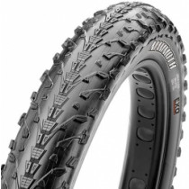 MAXXIS Tyre MAMMOTH 26x4.0 Dual EXO Tubeless Ready Folding Black (TB72650000)