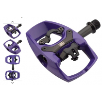 ISSI Pair Pedals Flip II  Violet (PD2769)