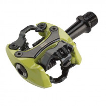 ISSI Pair Pedals Flash II  Lichen Green (PD0230)