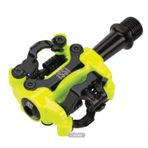 ISSI Pair Pedals II  Hi-Vis Yellow (PD0354)