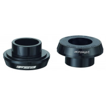 FSA Bottom Bracket Reducer BB/PF30 to MegaExo Black (200-3203)