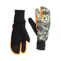 ANSWER Pair Gloves Sleestak Winter Mitt Camo  Size S (30-25276-F037)
