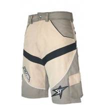 SHOCK THERAPY Short Hardride News Generation Brown/ Khaki Size 34
