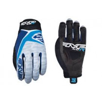 FIVE Pairs Gloves XC-R Replica White/ Blue Size M (C0117020609)