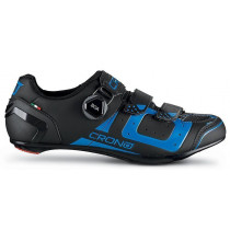 CRONO Shoes CR3 Composit Black/Blue Size 45.5