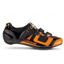 CRONO Shoes CR3 Nylon Black/Orange Size 44