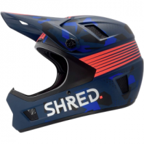 SHRED Helmet BRAIN BOX Noshock Dusk Flash Size L/XL (HEBBNJ12L)