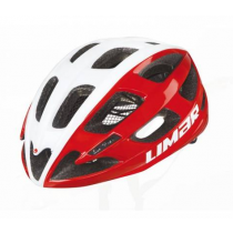 LIMAR Helmet ROAD ULTRALIGHT LUX White/Red Size M (GCLUXCESDM)