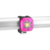 KNOG FRONT Light BLINDER 1 Pink (KN11296)