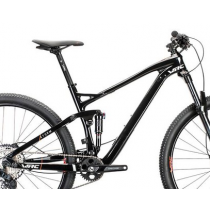 """CONOR Frame Full Suspension WRC STORM 27.5+ / 29"""" Carbon Disc BOOST Size 17.5"""" Black (YS 728)"""