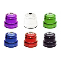 SIXPACK-RACING Headset DEPARTMENT Tapered White (811158)