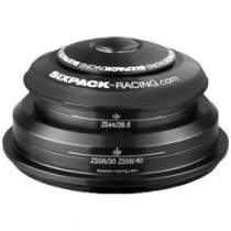 SIXPACK-RACING Headset SXR 2in1 Tapered Grey (811712)