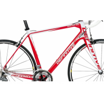DEFINITIVE Frame DREAM ON Carbon Red/White Size 55 (C1306700-550-02)